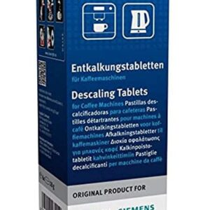 Bosch descaling tablets – 00311864