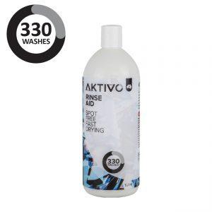 AKTIVO dishwasher Rinse Aid 1 Litre