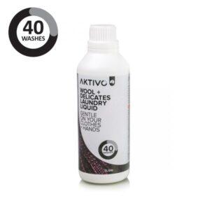 AKTIVO Wool & Delicates Laundry Liquid 1 Litre
