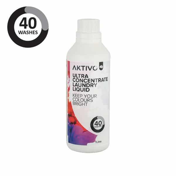 AKTIVO Ultra Concentrate Laundry Liquid